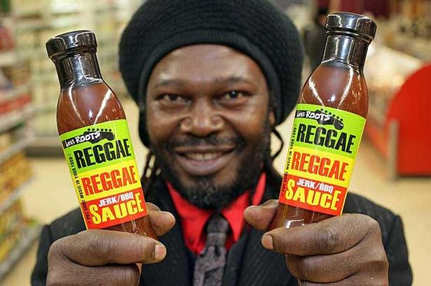 Historic: Levi Roots coming out from under the yoke of Lea & Perrins