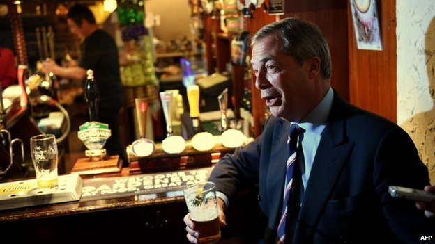 farage beer