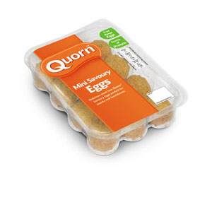 Quorn Mini Savoury Scotch Eggs