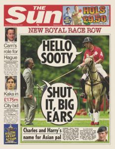 Harmless fun...Prince Charles
